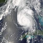 Photo Credit: Wikipedia's Radar Photo of Hurricane Charley