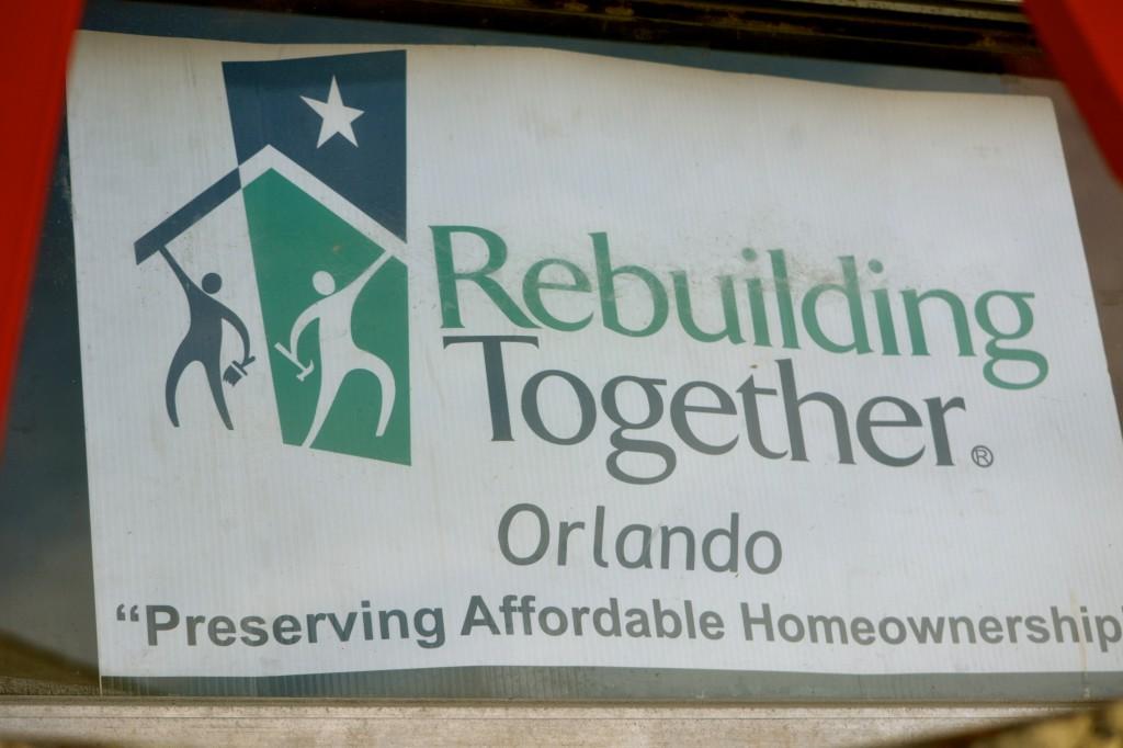 Rebuilding Together Orlando